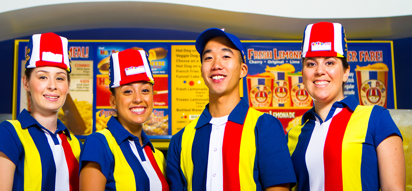 Hot Dog on a Stick employees